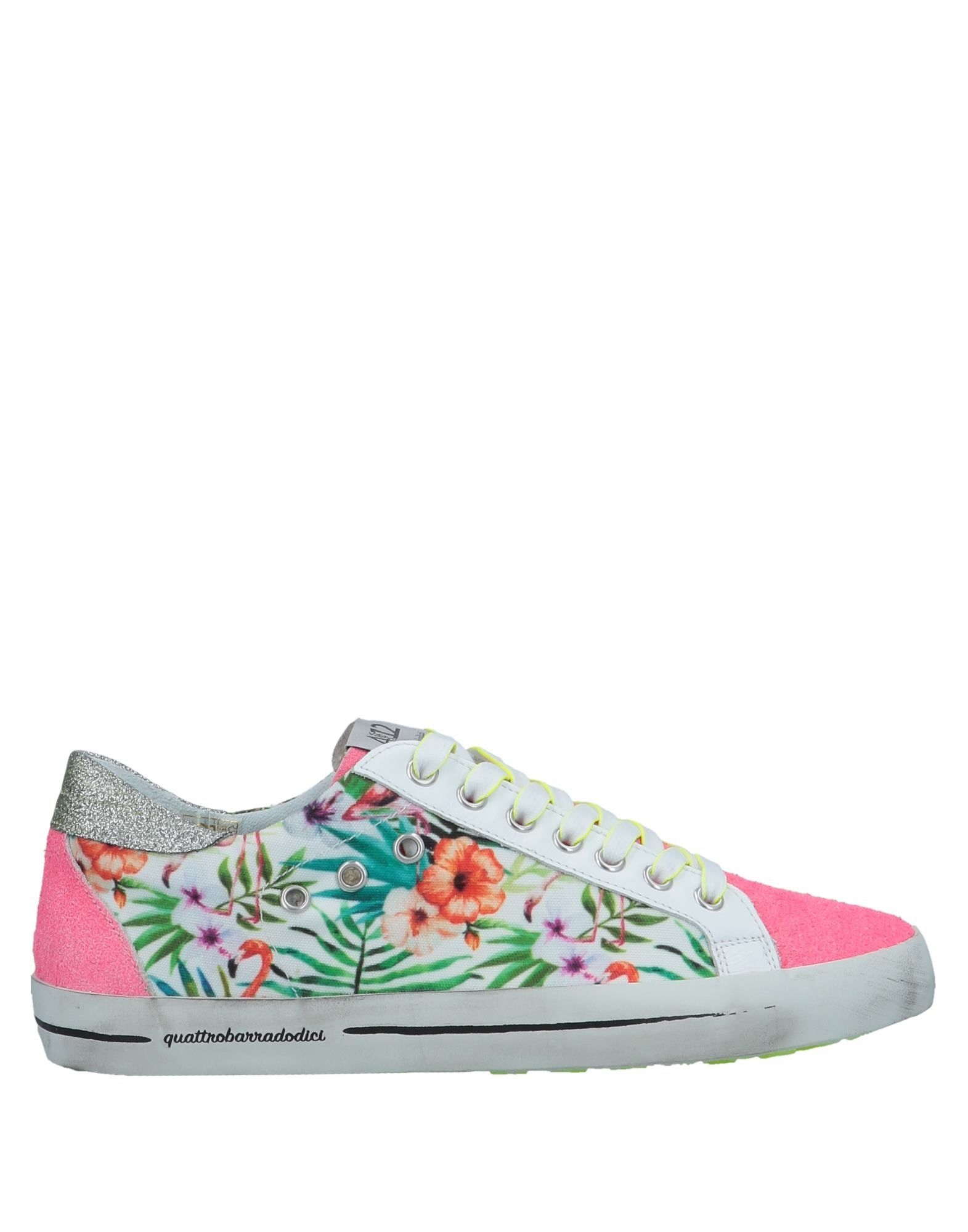 Quattrobarradodici Sneakers - Women Quattrobarradodici Sneakers online on    United Kingdom - 11573332TK e76f88