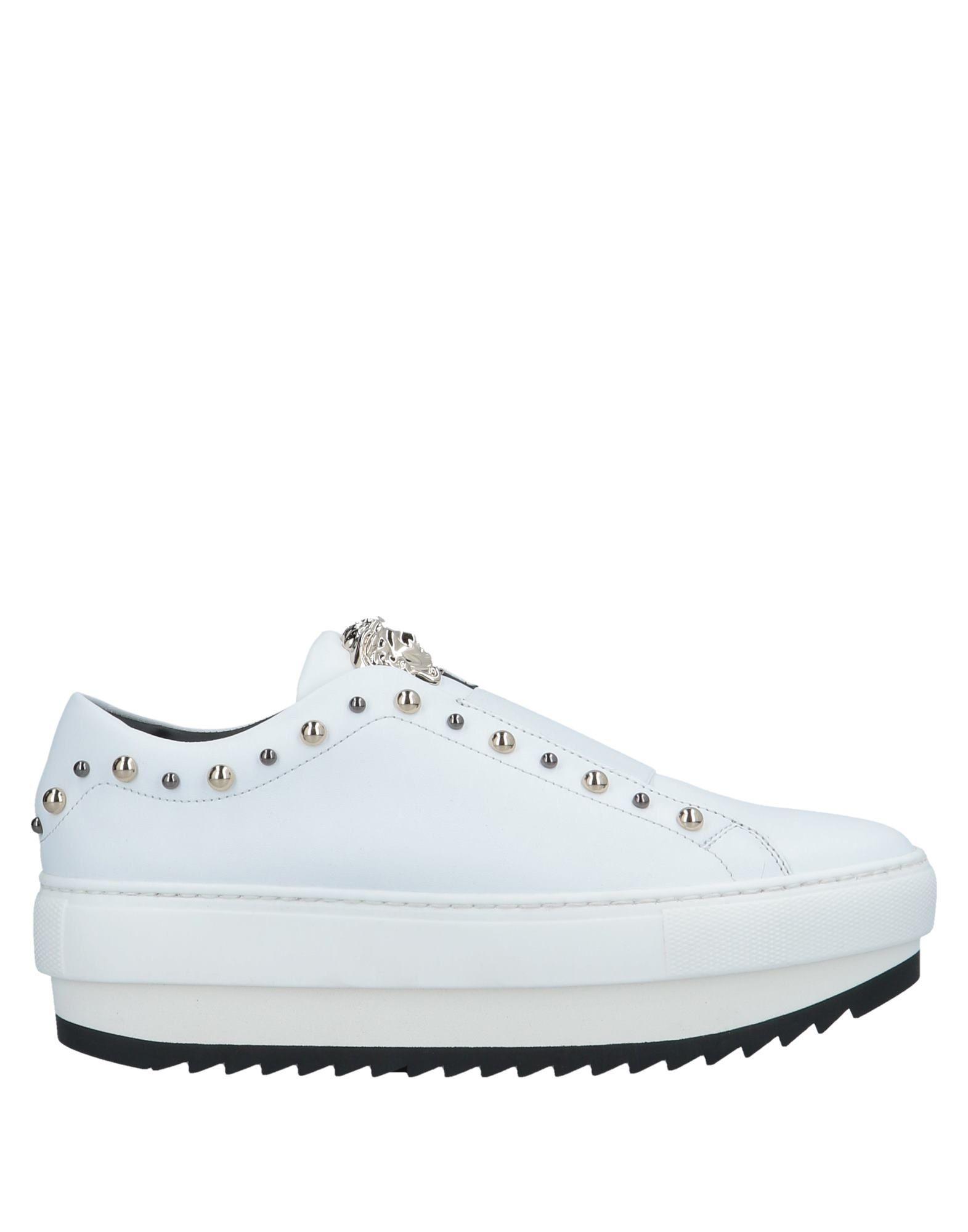 Blanco Zapatillas Versace Mujer - Zapatillas Versace Los últimos últimos últimos zapatos de descuento para  hombres  y mujeres 5ce7b9