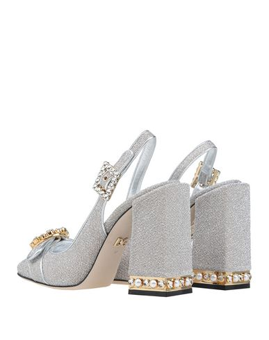 Escarpins amp; amp; Dolce Gabbana Argent Dolce Rq7axIwY