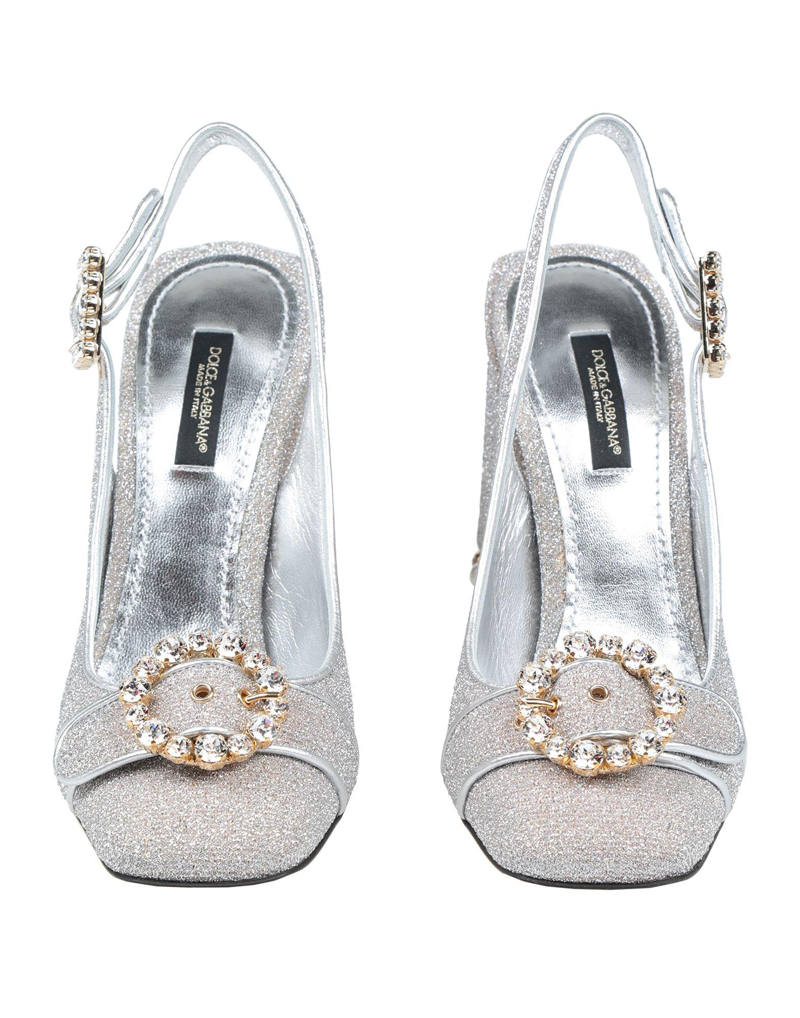 Dolce & es Gabbana Pumps Damen Gutes Preis-Leistungs-Verhältnis, es & lohnt sich 07efb1