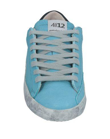 Sneakers Bleu Quattrobarradodici Quattrobarradodici Ciel Sneakers RwxqP7C0v