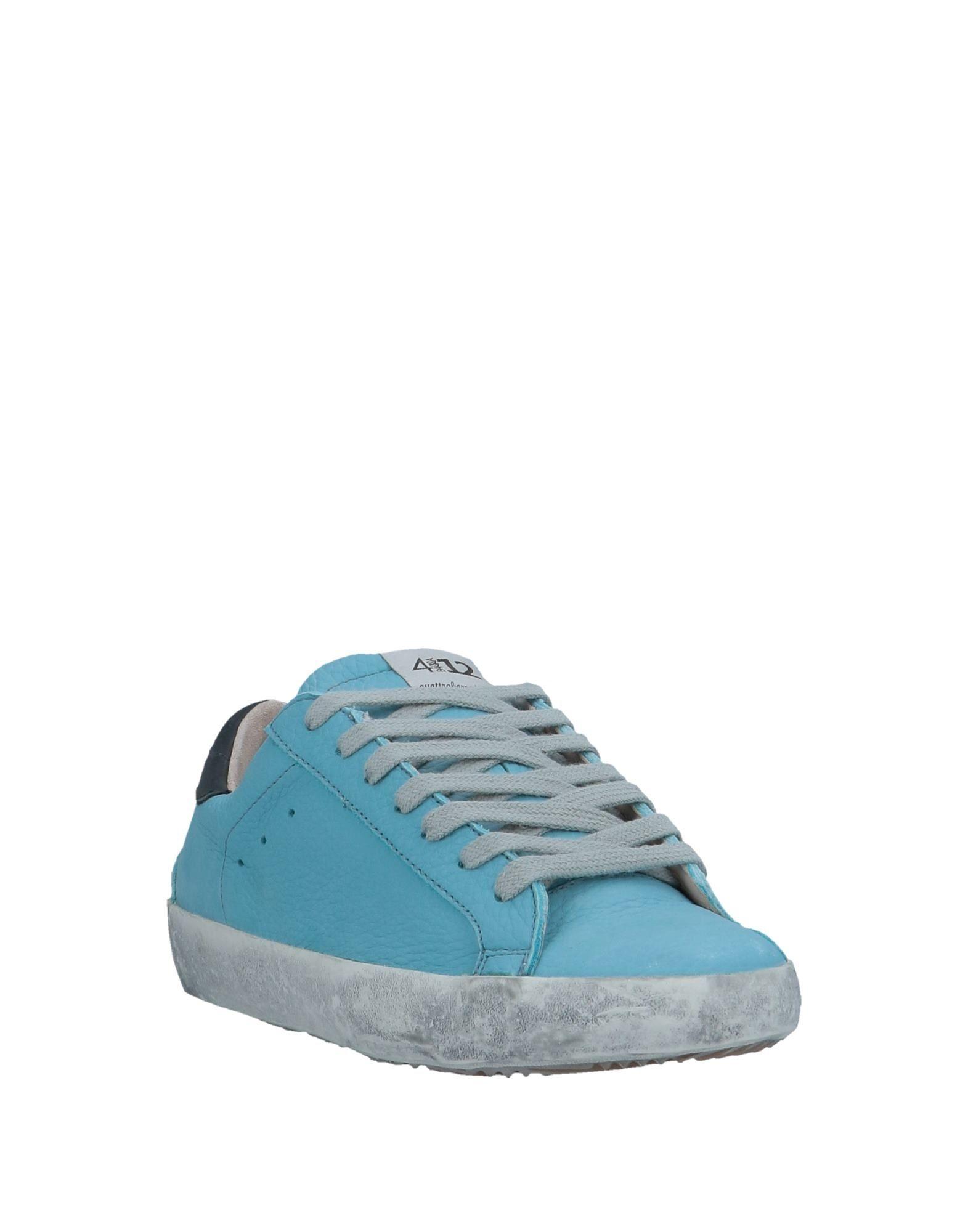 Gut um Sneakers billige Schuhe zu tragenQuattrobarradodici Sneakers um Damen  11573653JR a87271