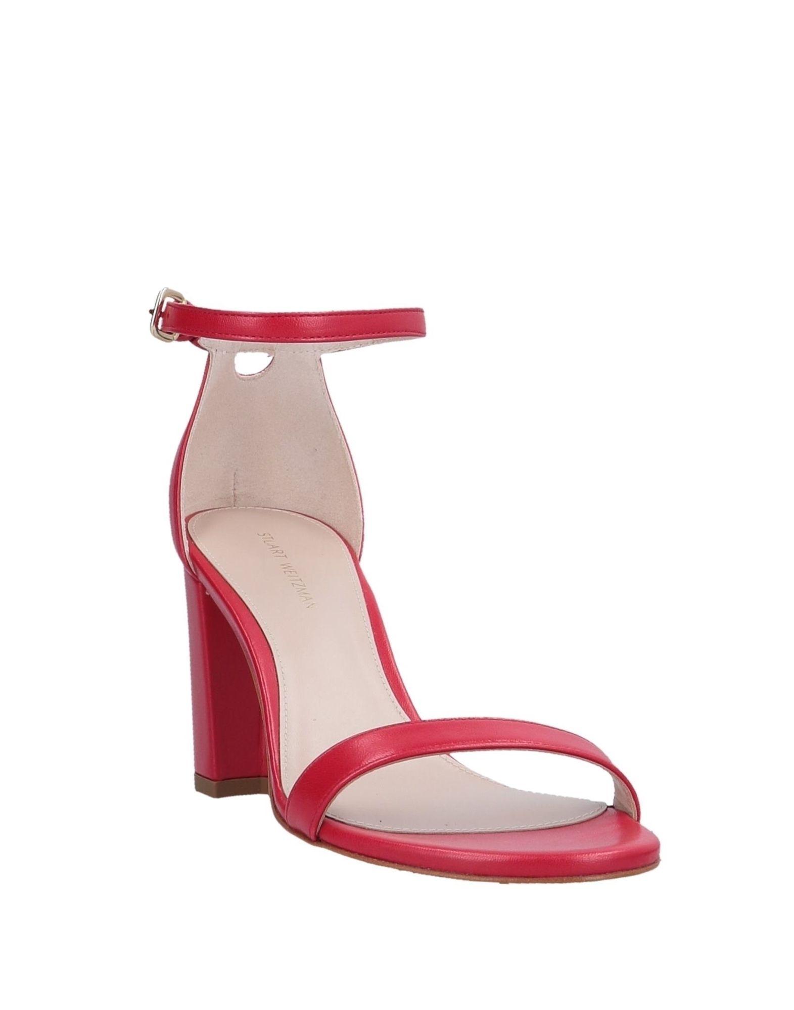 Rabatt Schuhe  Stuart Weitzman Sandalen Damen  Schuhe 11573654NV c5e6ac