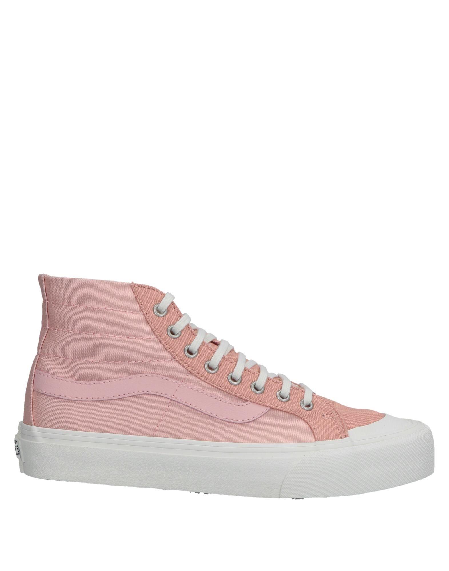 Baskets Vans Femme - pas Baskets Vans Rose Mode pas - cher et belle c5ba0a