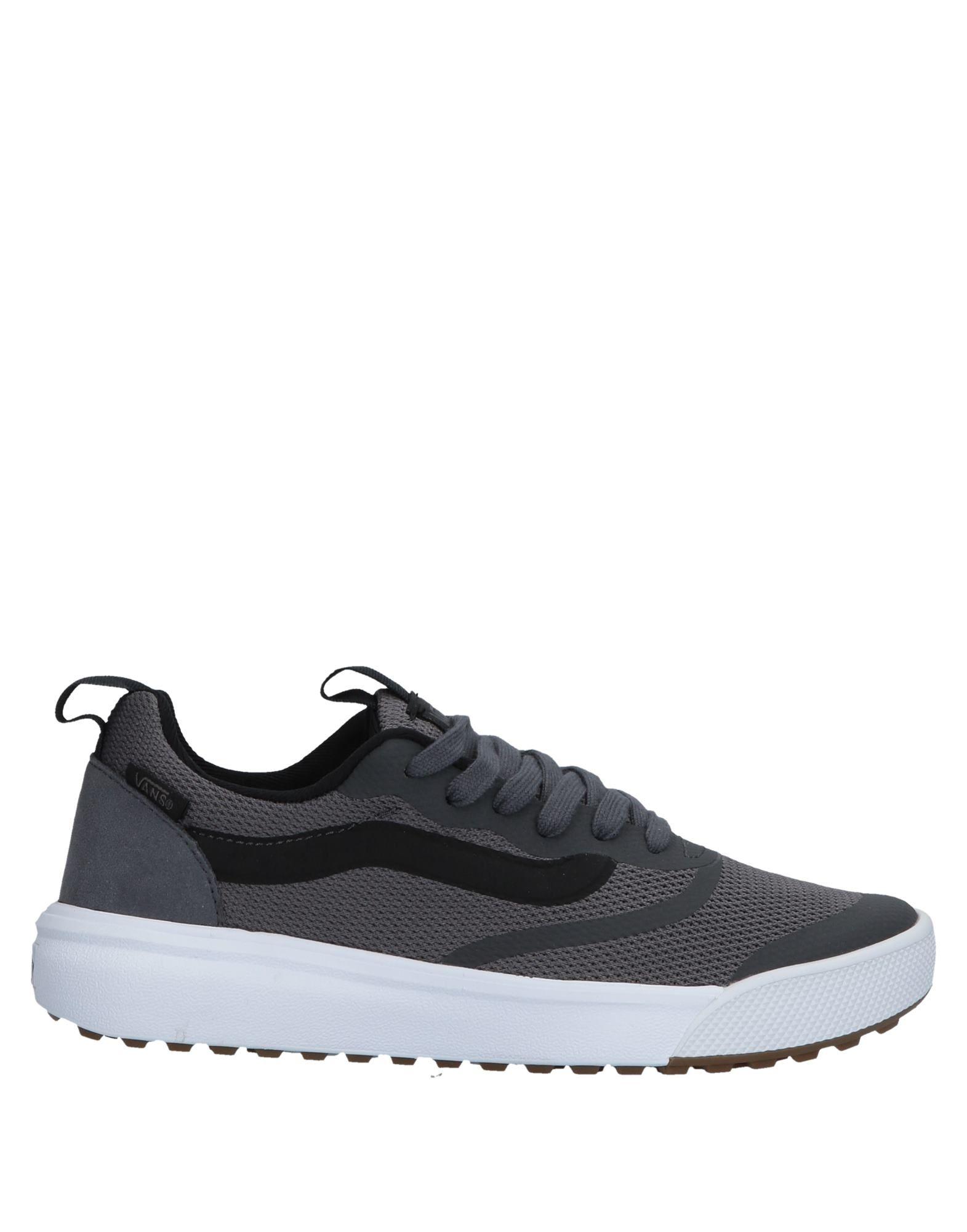 Zapatillas Vans Vans Zapatillas Mujer - Zapatillas Vans  Plomo e82466