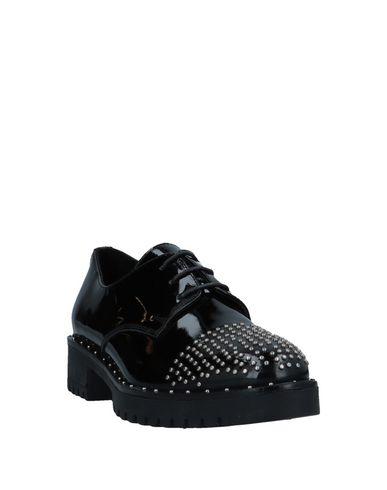 À Pixy Chaussures Pixy Chaussures Pixy À Lacets Noir Noir Lacets qnp6Otg