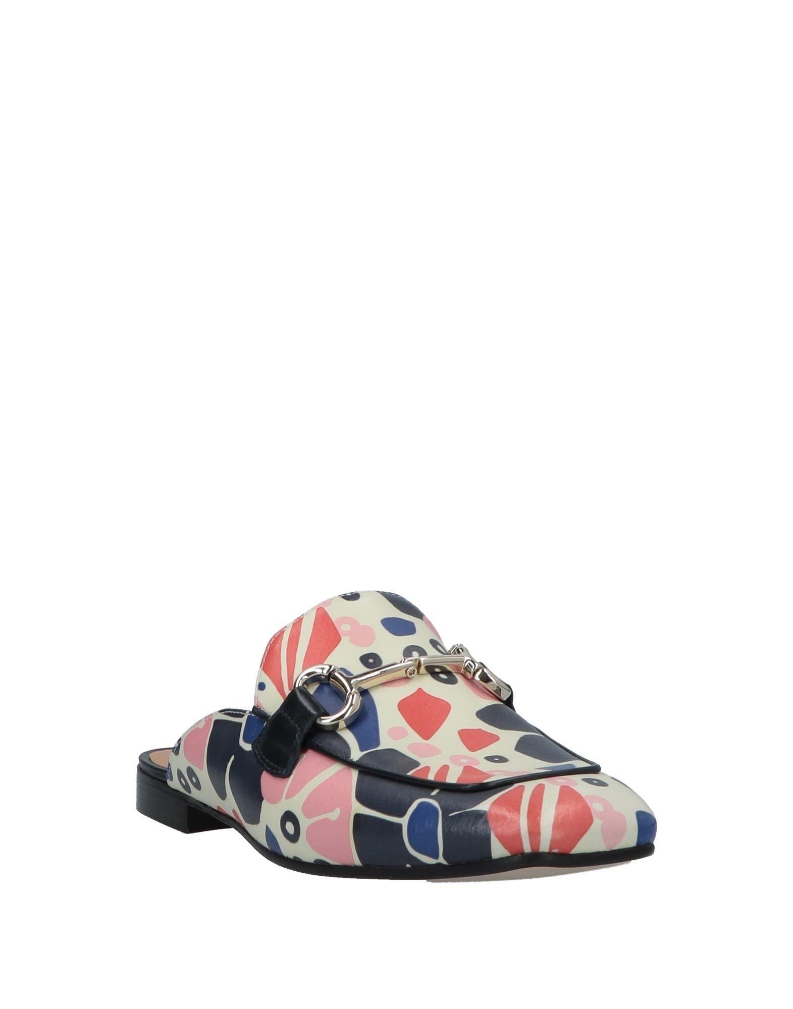 Stilvolle Pantoletten billige Schuhe Mara Bini Pantoletten Stilvolle Damen  11574951NI 15b0a0