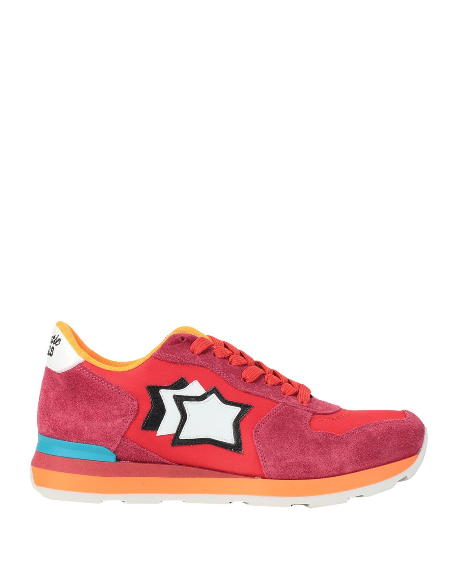 Zapatillas Atlantic Stars Vega - Zapatillas Mujer - Zapatillas - Atlantic Stars  Rojo 3bef05