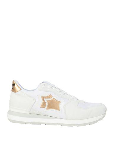 ATLANTIC STARS Sneakers in White