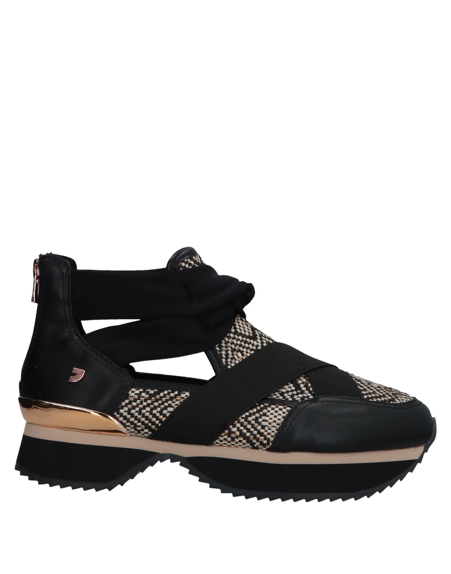 Zapatillas Negro Gioseppo Mujer - Zapatillas Gioseppo  Negro Zapatillas c60421