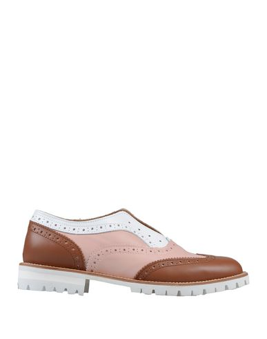 L'F SHOES Loafers in Brown