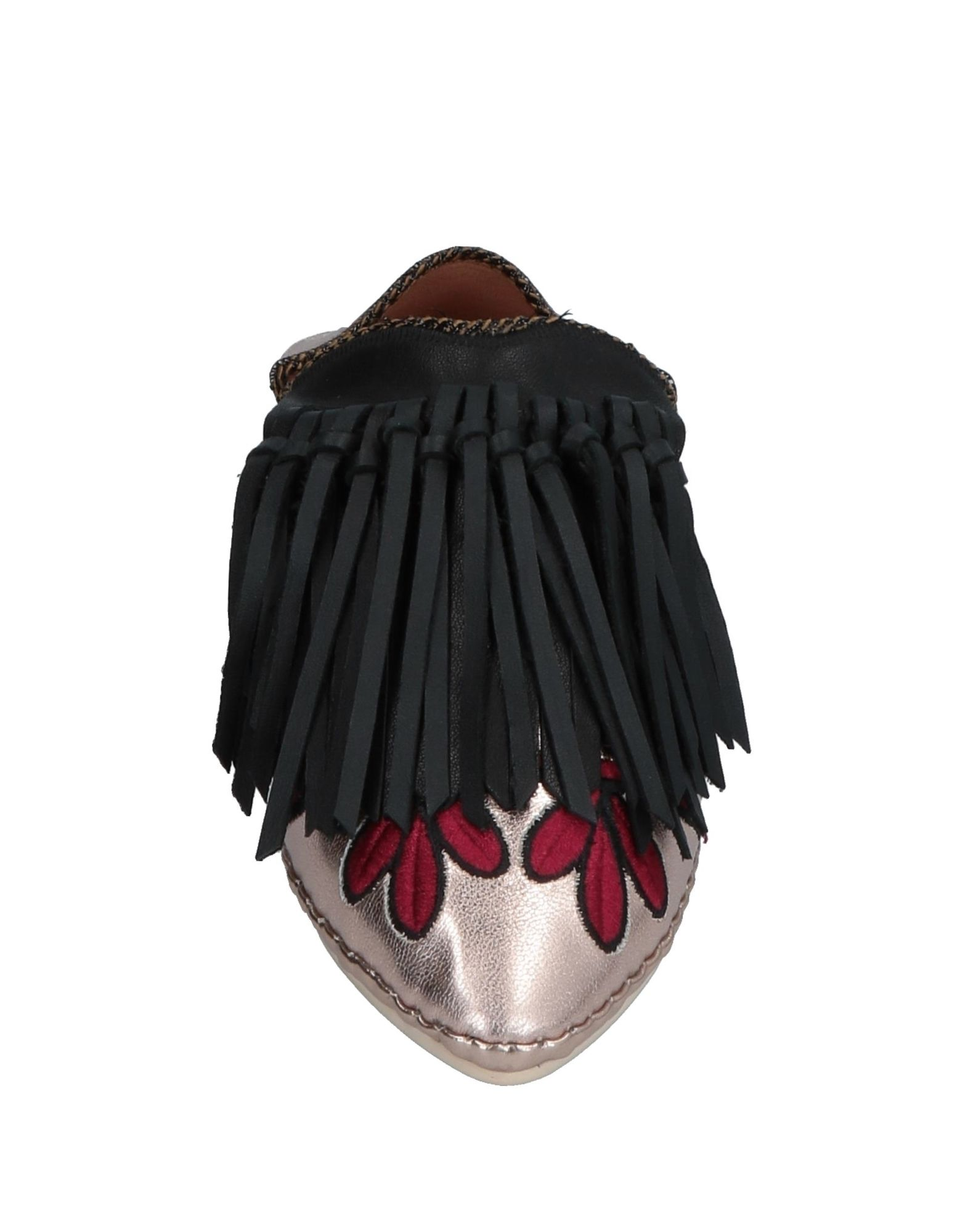 Stilvolle Pantoletten billige Schuhe Maison Scotch Pantoletten Stilvolle Damen  11577045UG 88a158