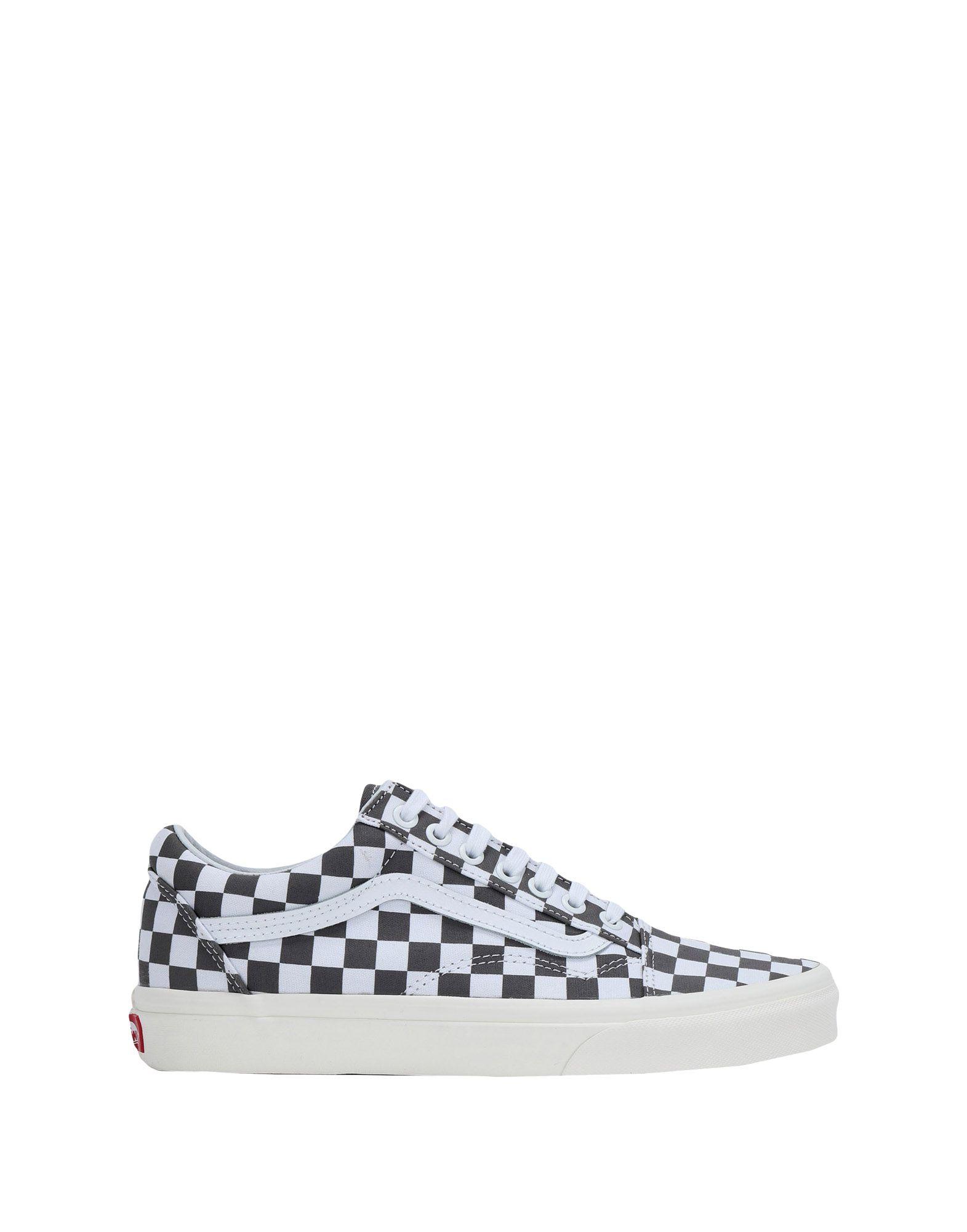 Scarpe da - Ginnastica Vans Ua Old Skool (Checkerboard) - da Donna - 11577072RT 69b179