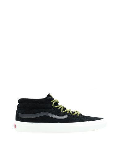 446debecd8 Vans Ua Sk8-Mid Reissue G (Mte) Black - Sneakers - Men Vans Sneakers ...