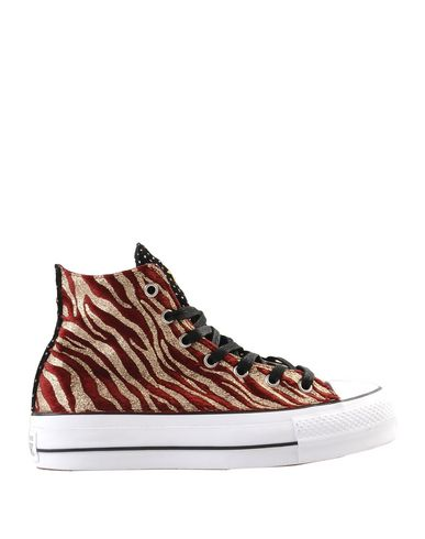 CONVERSE LIMITED EDITION Sneakers Beige Fibres textiles