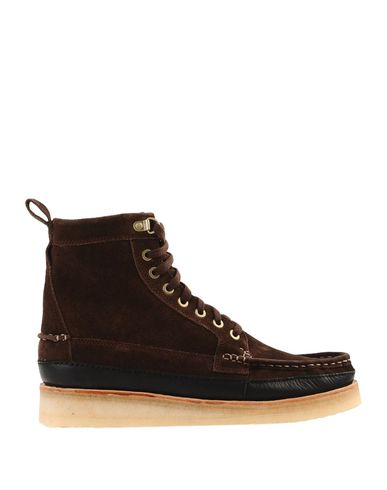 1784e67f72ea Clarks Originals Wallace Mid D Brown Suede - Boots - Men Clarks ...