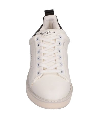 Pepe Pepe Jeans Jeans Sneakers Sneakers Blanc Jeans Pepe Blanc zxvqBXfnz
