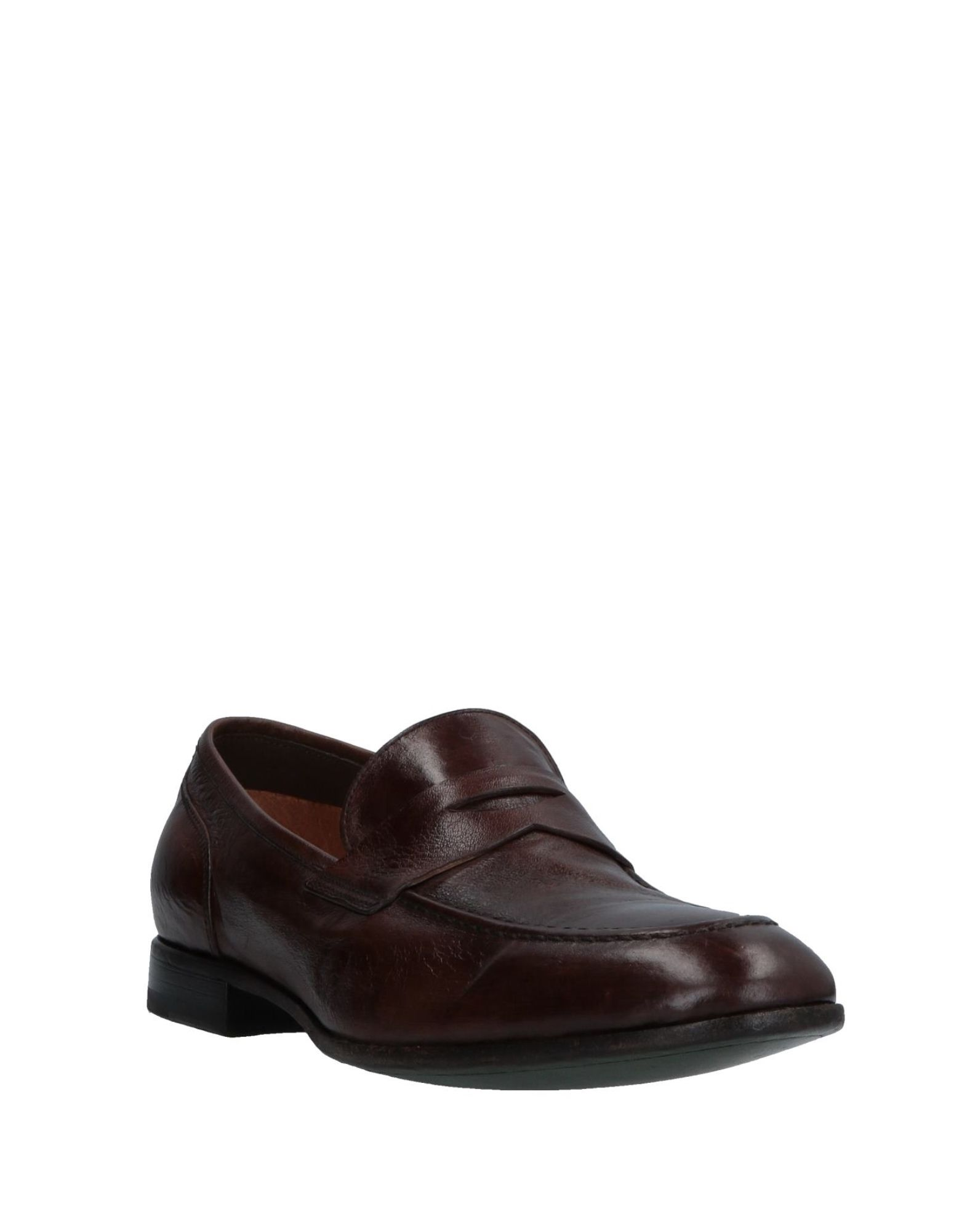Green George Loafers - Men Green George Loafers Loafers Loafers online on  Canada - 11578494KX d2c635