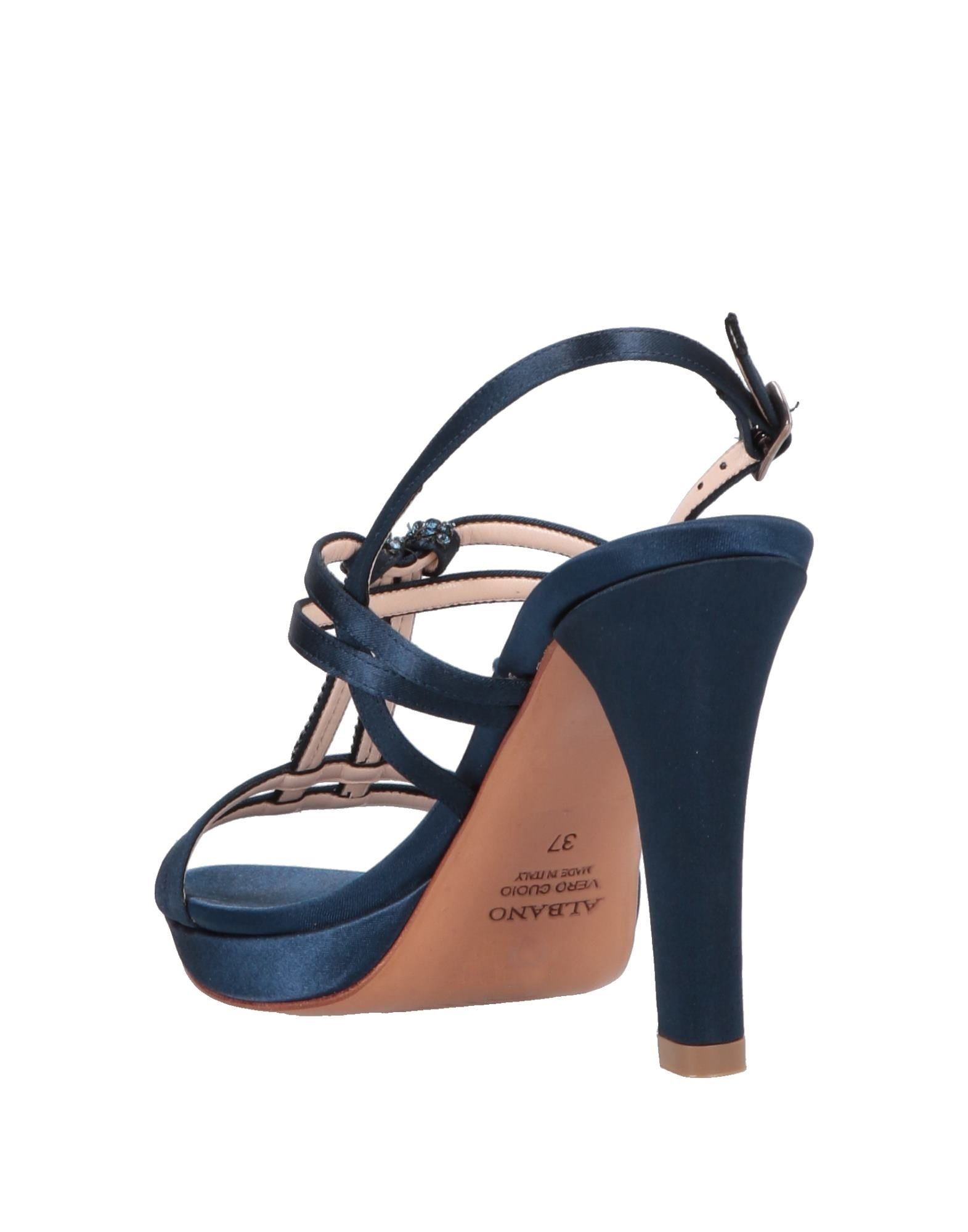 Albano Albano Albano Sandalen Damen  11579183JA Gute Qualität beliebte Schuhe 9ac614