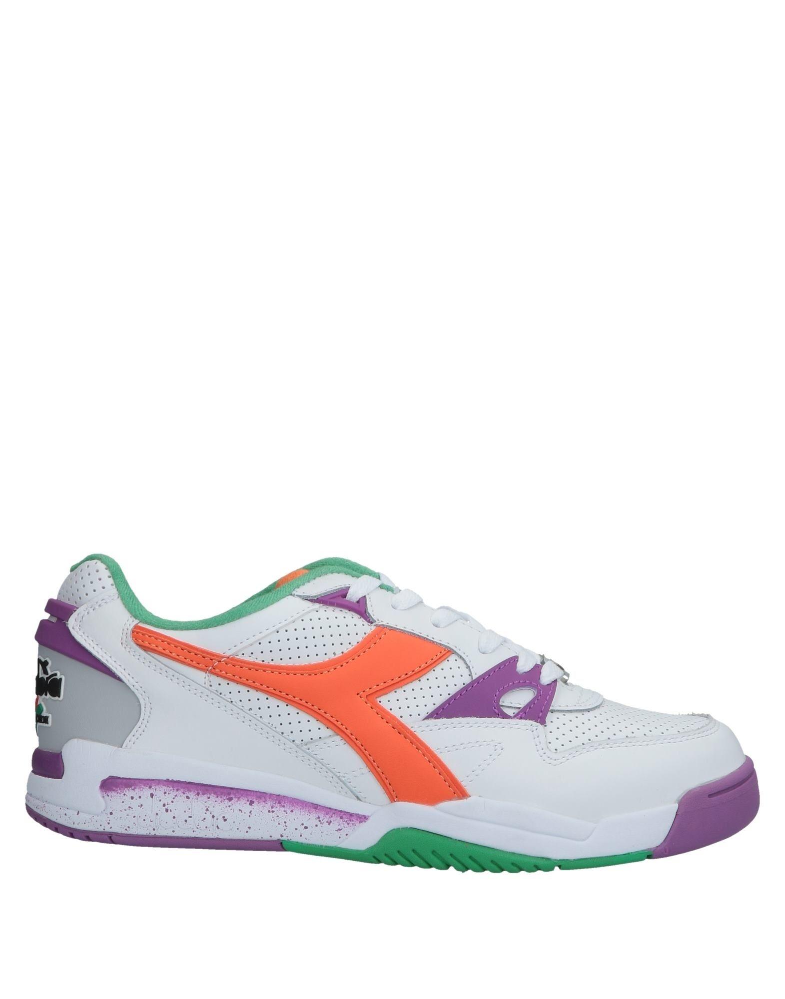 Zapatillas Diadora Hombre - - Hombre Zapatillas Diadora  Blanco cce67d