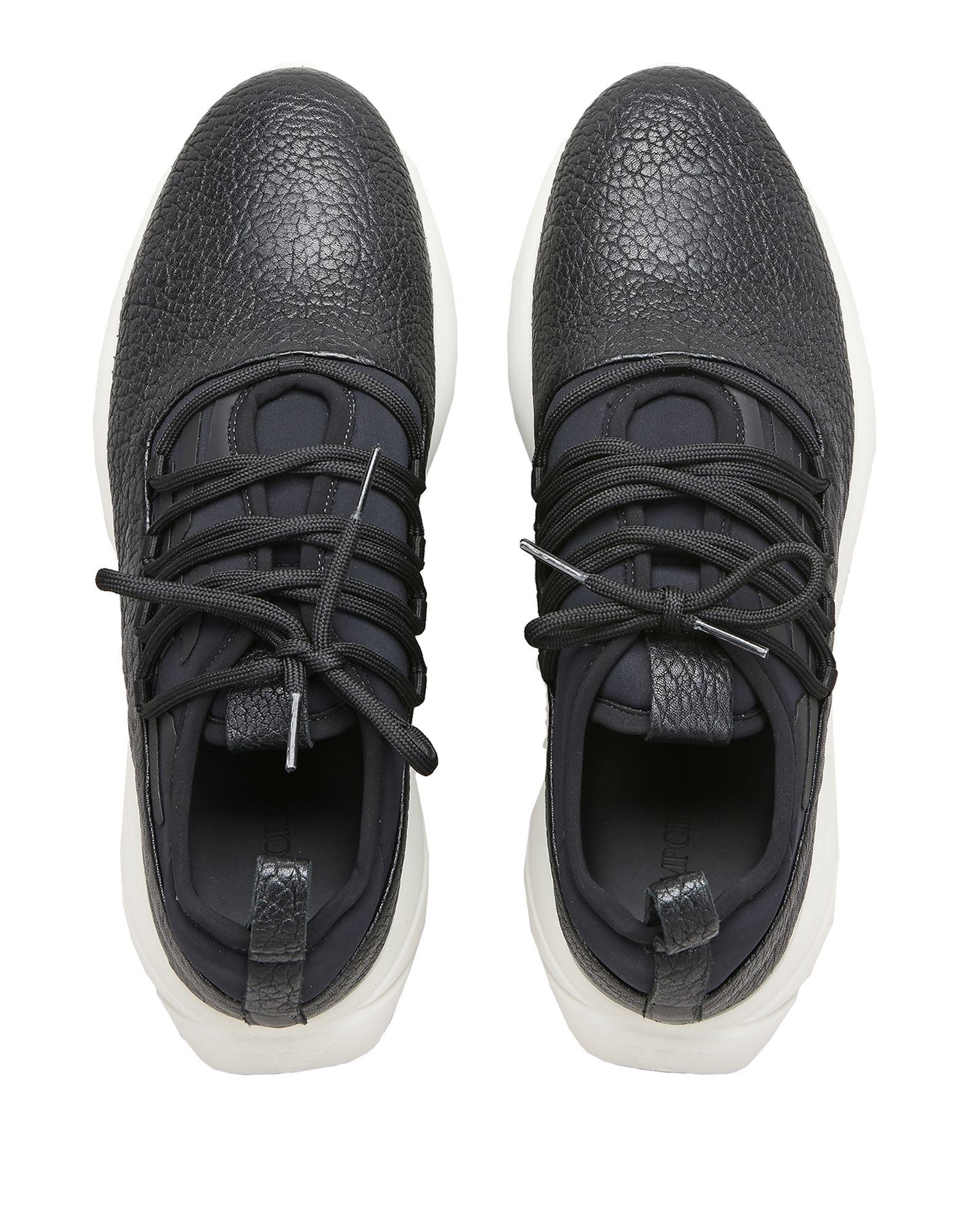 Emporio Armani Sneakers Herren Gutes Gutes Herren Preis-Leistungs-Verhältnis, es lohnt sich d1e425