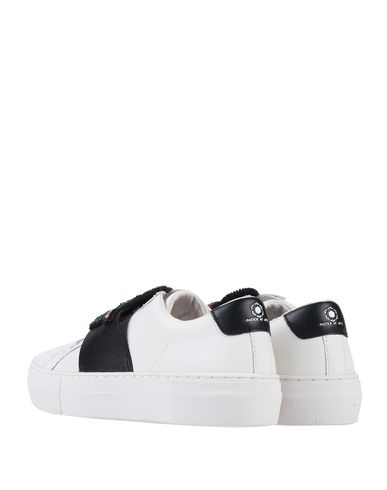 Moa Sneakers Blanc Master Arts Of rZrx0