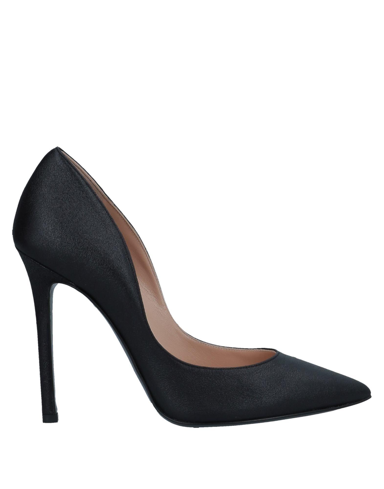 Negro Zapato De Salón 18 Kt Mujer - Salones Salones Salones 18 Kt Gran descuento cdfe83