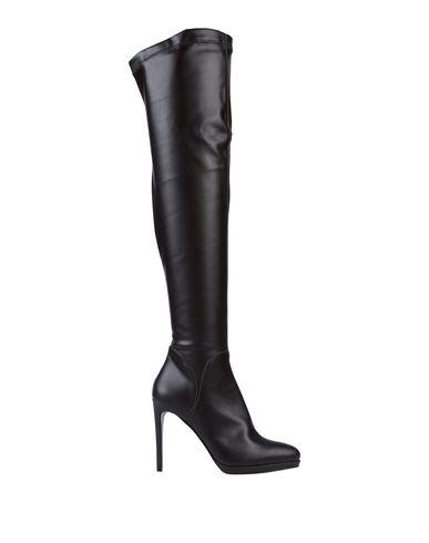 GAIA D'ESTE Boots in Dark Brown