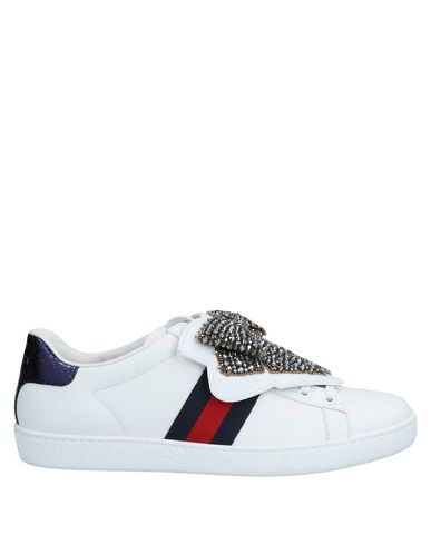 b61e85f7a Gucci Sneakers - Women Gucci Sneakers online on YOOX Czech Republic ...
