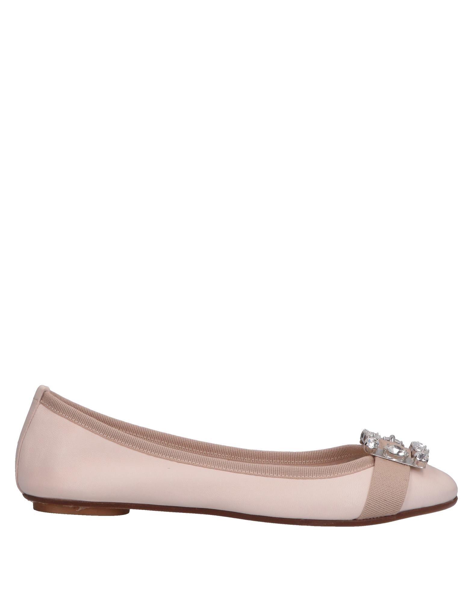 Anna Baiguera Ballet Flats Ballet - Women Anna Baiguera Ballet Flats Flats online on  Australia - 11582493OE 28cbe9