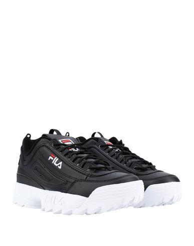 Noir Sneakers Noir Sneakers Fila Fila Fila 4w1qE6
