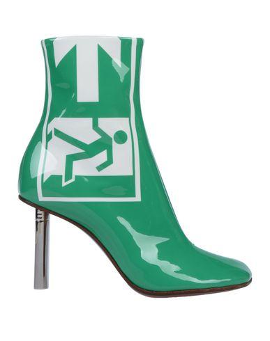 Vert Vert Vetements Vetements Bottine Bottine Vert Vert Bottine Vetements Vetements Bottine Vetements TXFnxwYH