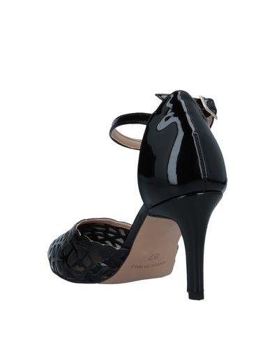Nila Noir Escarpins Noir amp; Noir amp; amp; Nila Escarpins Nila Escarpins 6q6dUvR