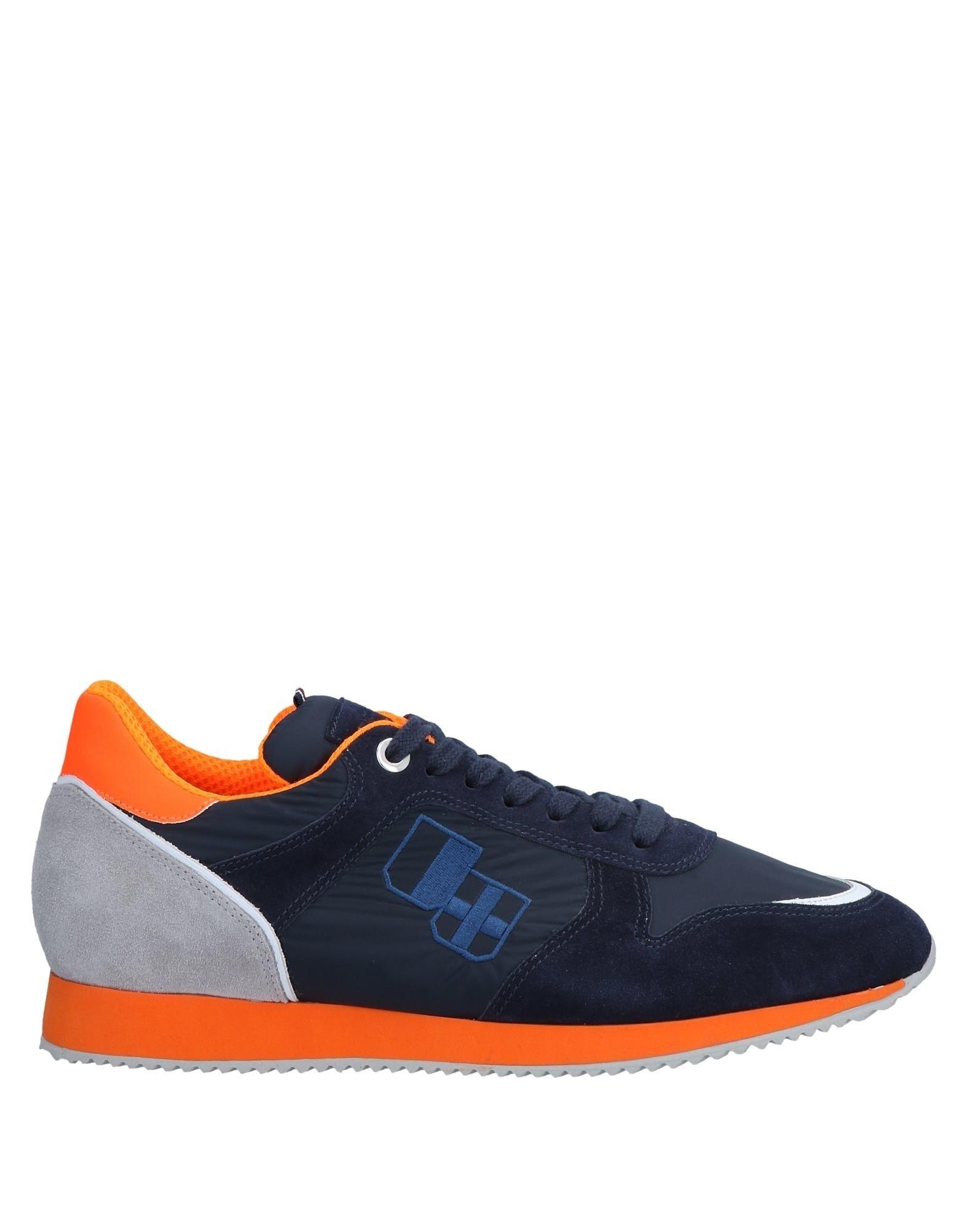 Zapatillas D'Acquasparta D'Acquasparta Hombre - Zapatillas D'Acquasparta D'Acquasparta  Azul oscuro 6cf880