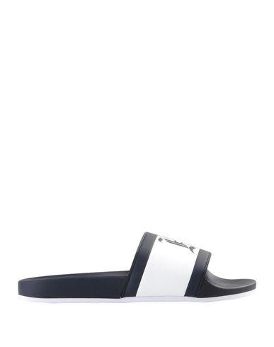 d9ebcd858f03ea Tommy Hilfiger Lewis Hamilton Logo Slide - Sandals - Men Tommy ...