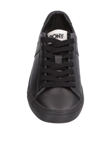 Pony Sneakers Donna Scarpe Nero