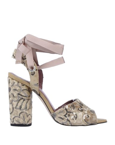 CHIO Sandals in Beige