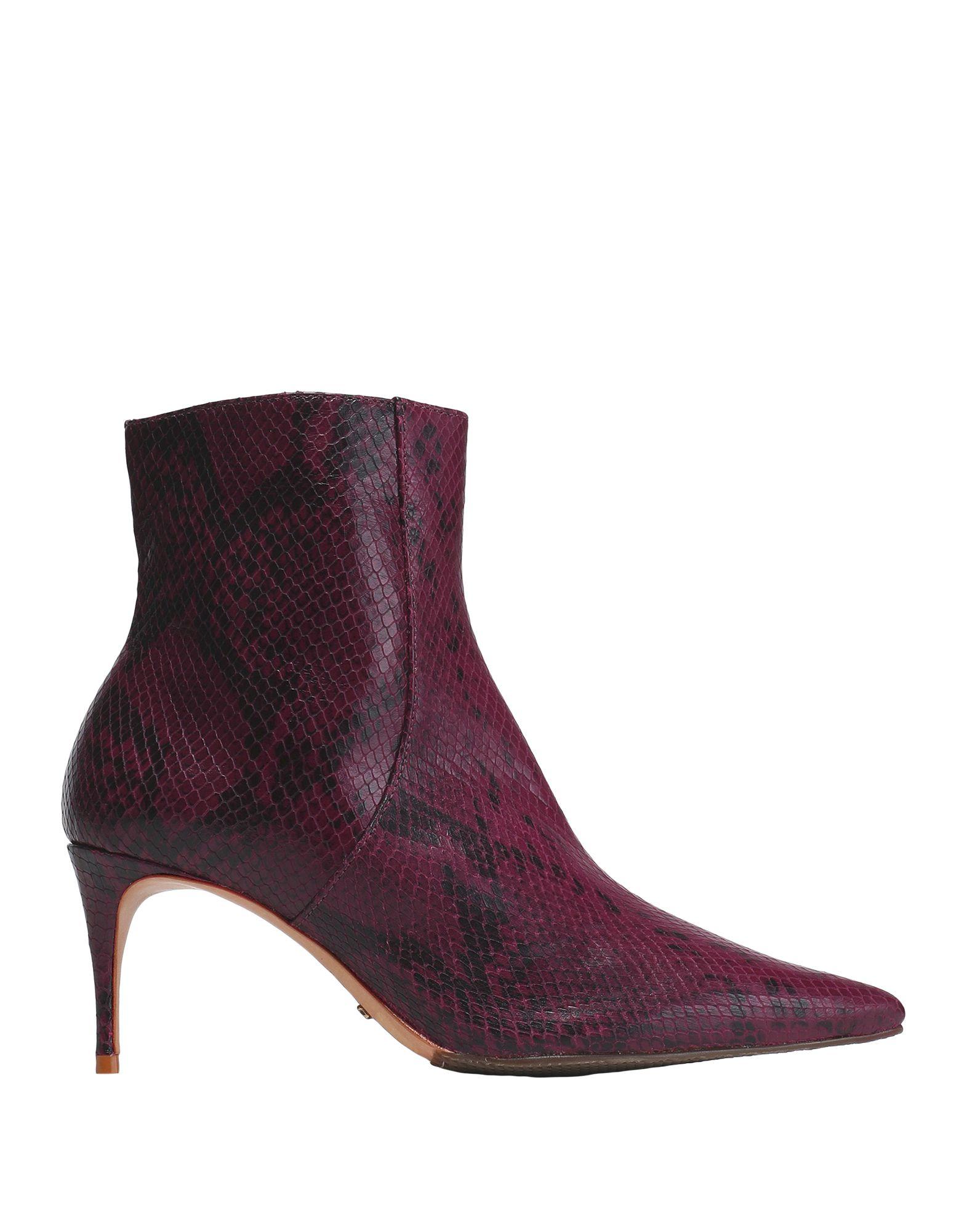 Burdeos Botín Schutz Mujer - - - Botines Schutz Zapatos casuales salvajes 44404b