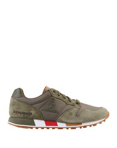 e7e0a11709e1 Le Coq Sportif Omega Craft Olive Night - Sneakers - Men Le Coq ...