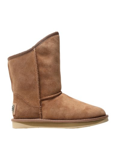 AUSTRALIA LUXE COLLECTIVE Ankle Boot in Camel