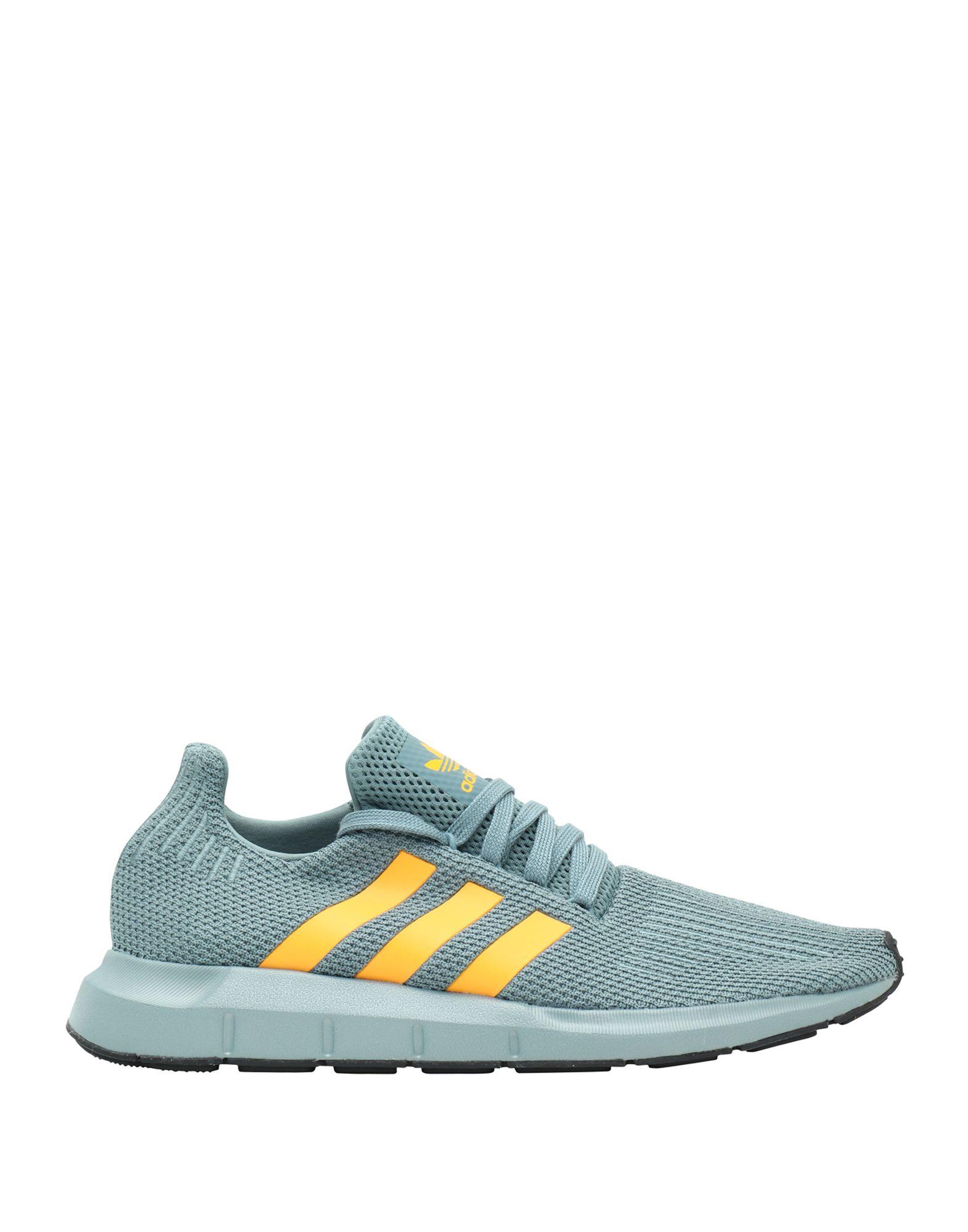 Zapatillas Adidas Originals Swift Adidas Run - Hombre - Zapatillas Adidas Swift Originals  Verde militar a7076e