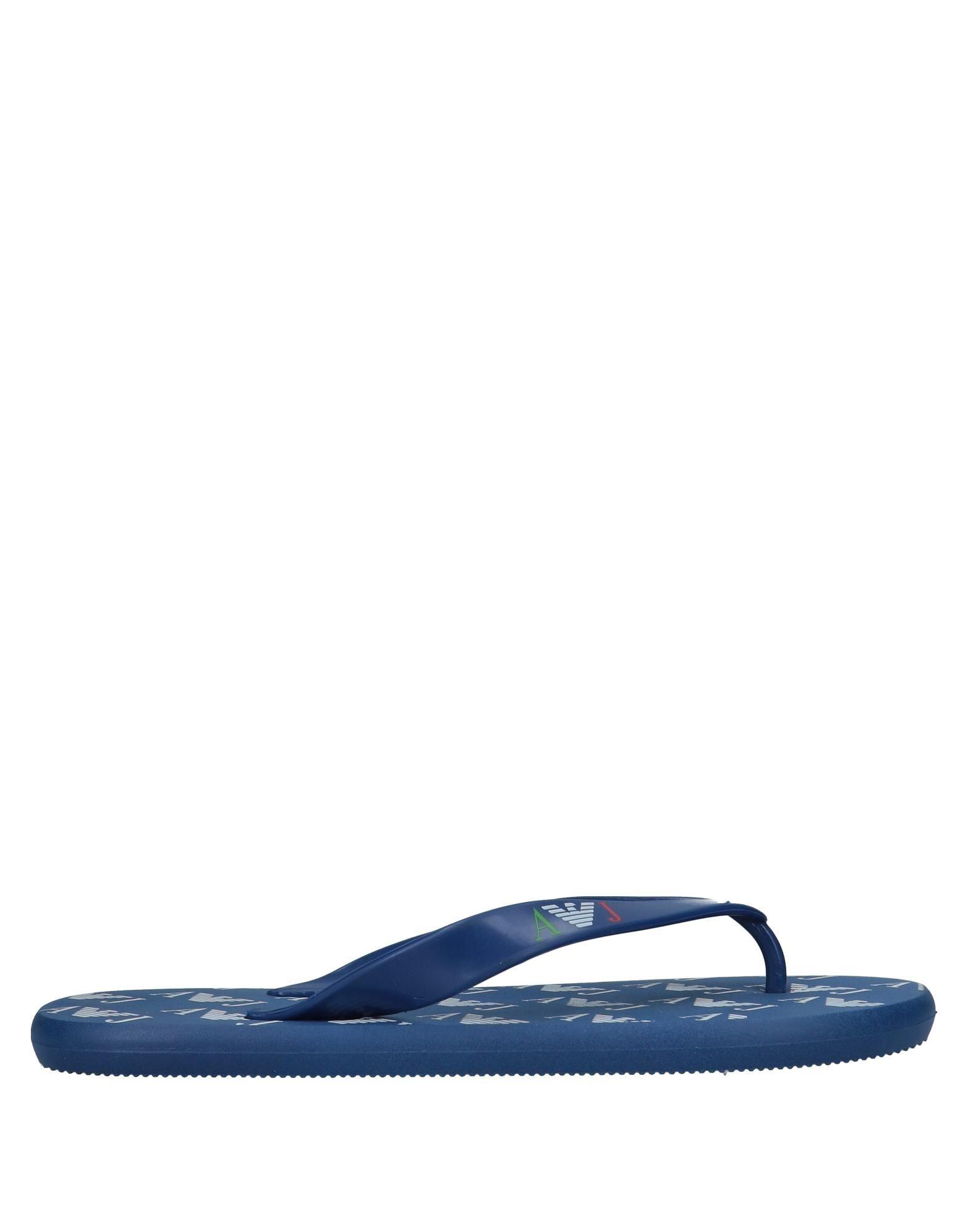 0a6590ce9 Armani Jeans Flip Flops - Men Armani Jeans Flip Flops online on YOOX ...
