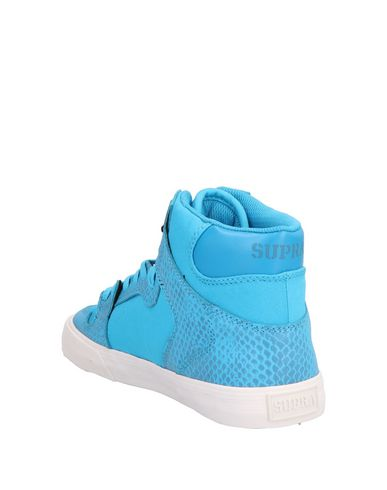 Sneakers Supra Sneakers Bleu Supra D'azur D'azur Bleu Supra D'azur Sneakers Bleu Supra Bleu Sneakers fIEqwxqZ1