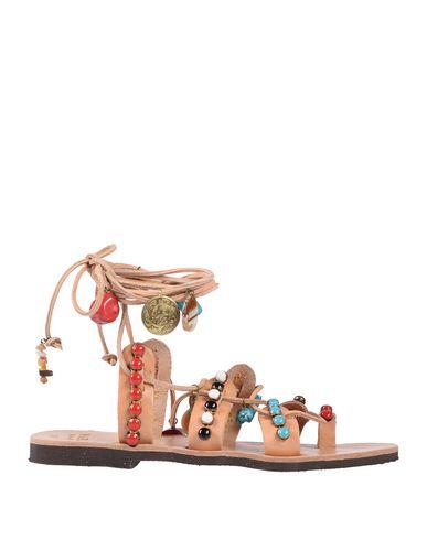 MABU BY MARIA BK Flip Flops in Tan