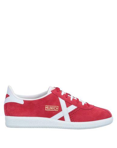 MUNICH Sneakers in Red