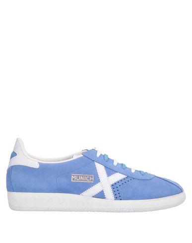 MUNICH Sneakers in Pastel Blue