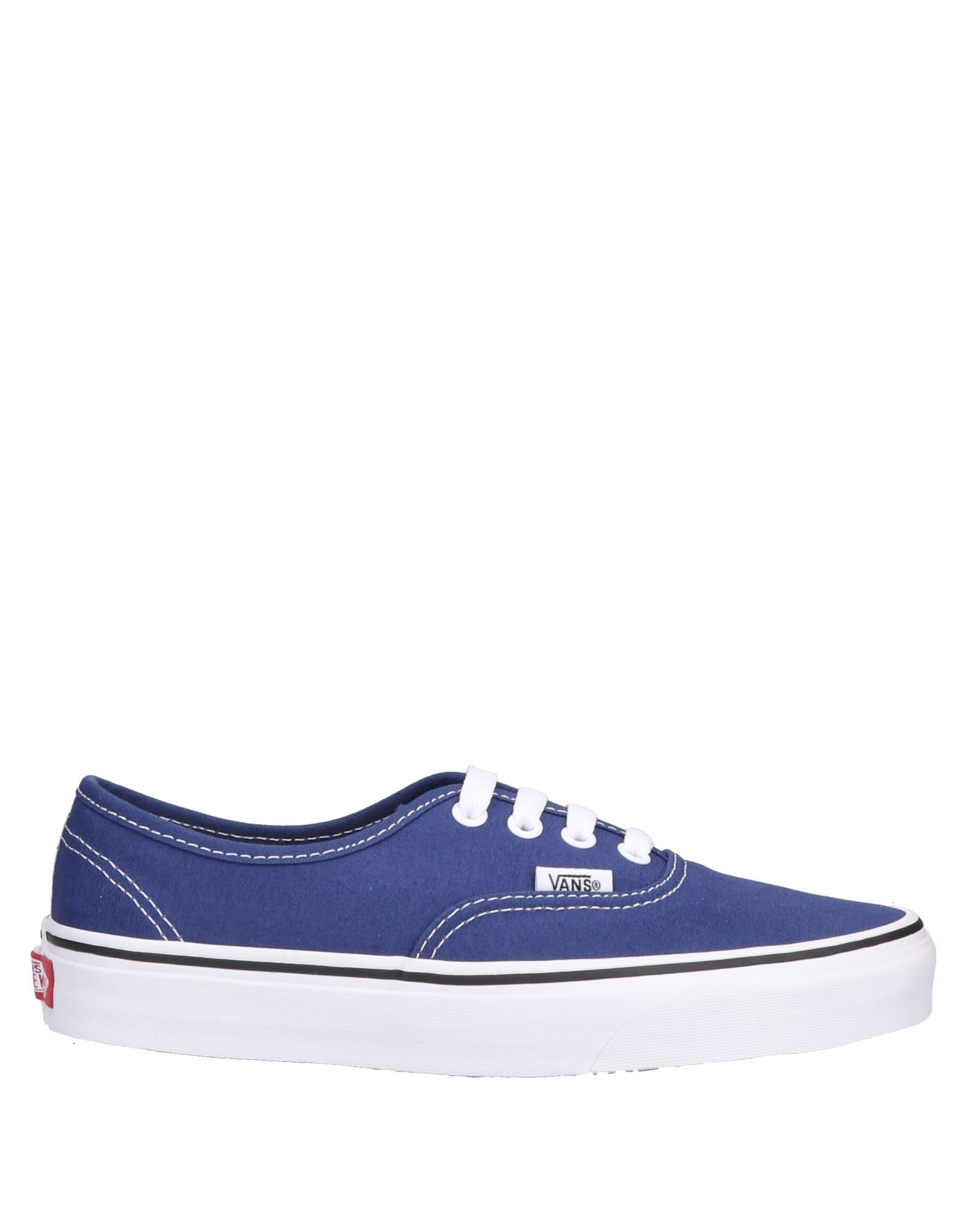 Zapatillas Vans Mujer - Zapatillas Vans  Azul Azul  marino fb114e