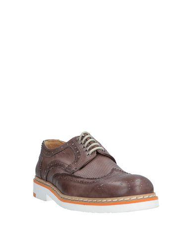 Chocolat Chaussures Verri À Lacets Bruno UBwOIqx