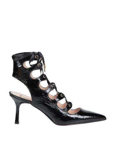 TIPE E TACCHI Ankle Boot in Black