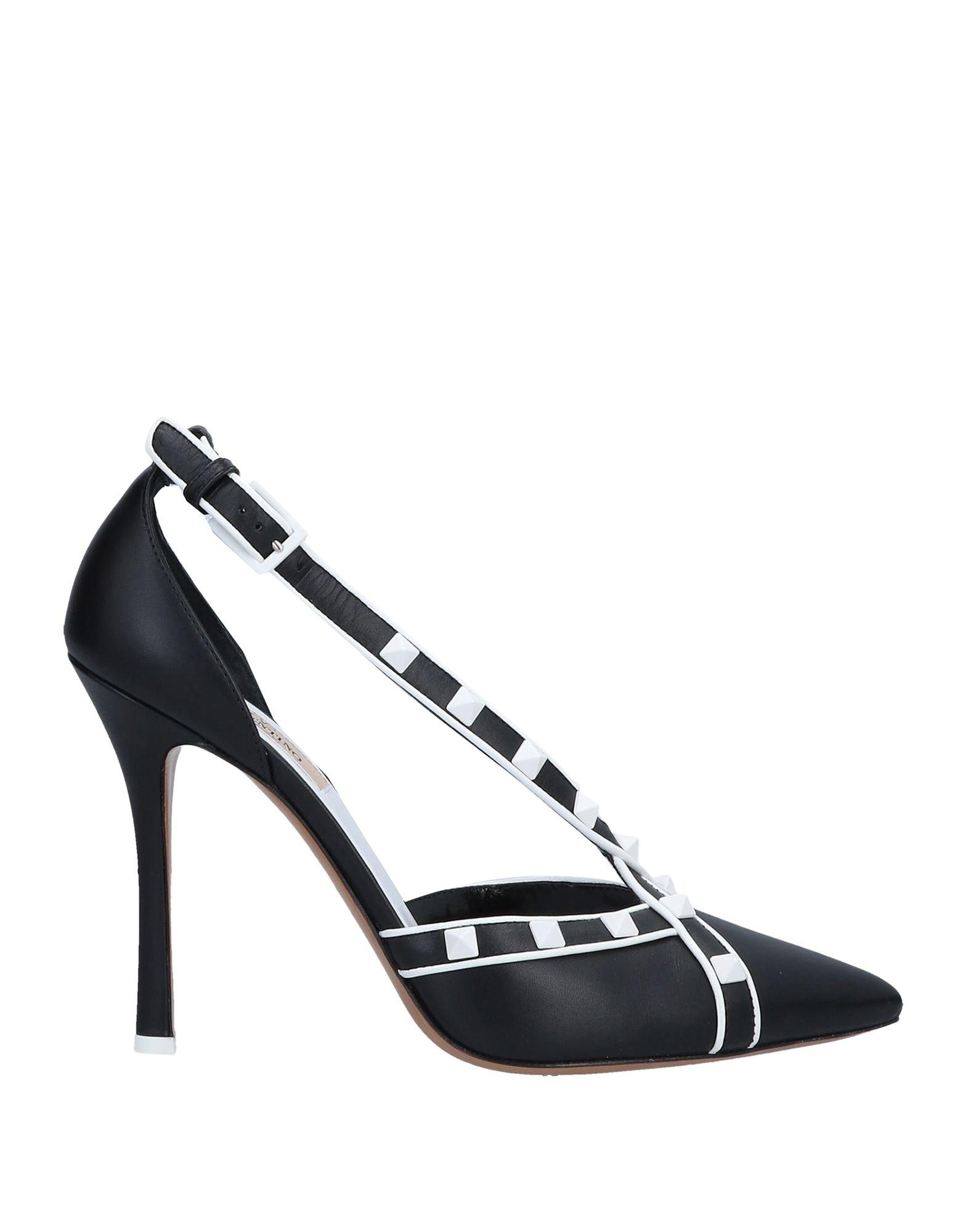 Negro Zapato De Salón Valtino Valtino Valtino Garavani Mujer - Salones Valtino Garavani Casual salvaje db53c6